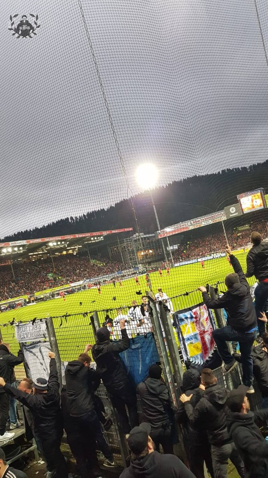 Derbysieg in Freiburg